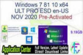 Windows 10 X64 Enterprise LTSC + N 2019 en-US MARCH 2021 {Gen2}