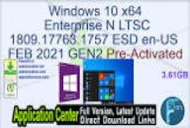 Windows 10 X64 Pro incl Office 2019 en-US NOV 2020 {Gen2}