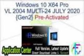 Windows 10 X64 Pro VL incl Office 2019 en-US JULY 2020 {Gen2}