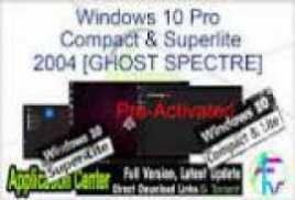 Windows 10 21H1 Ultra Lite Dark x64 pt-BR 2021