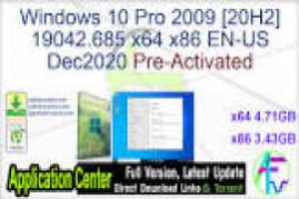 Windows 10 X64 20H2 10in1 OEM en-US DEC 2020 {Gen2}