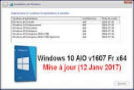 Microsoft Windows 10 AIO 6in1 x86/x64,