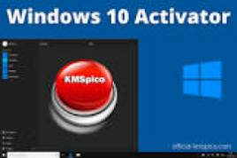 KMSpico 10.1.6 FINAL + Portable (Office and Windows 10 Activator